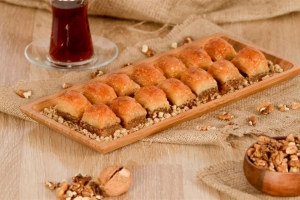 Cevizli Normal Baklava