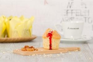 Muffin Kek Üzümlü