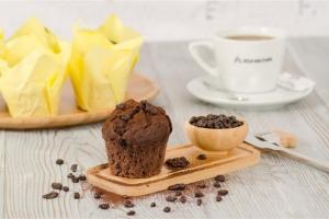 Muffin Kek Çikolatalı