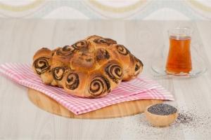 Mavi Haşhaşlı Çörek