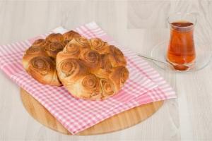 Sarı Haşhaşlı Çörek