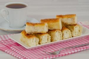 Peynirli Sarma Börek