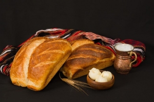 Trabzon Tava Ekmeği
